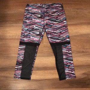 Fabletics Capri workout leggings